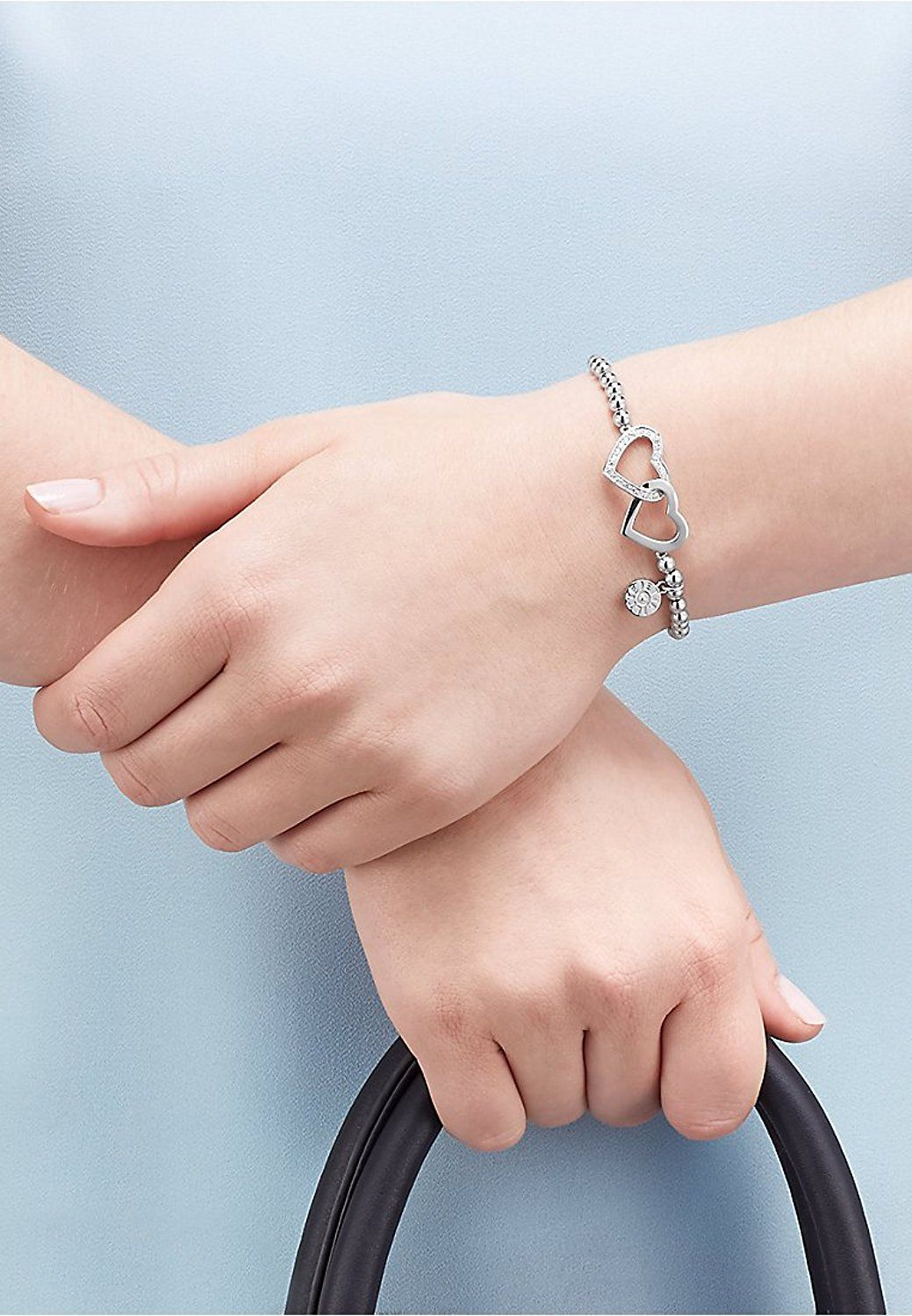 Jette silver armband basic