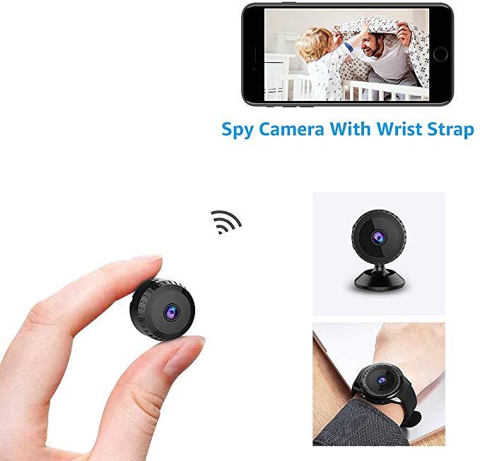 AOBO Mini Spy Camera Wireless Hidden Home