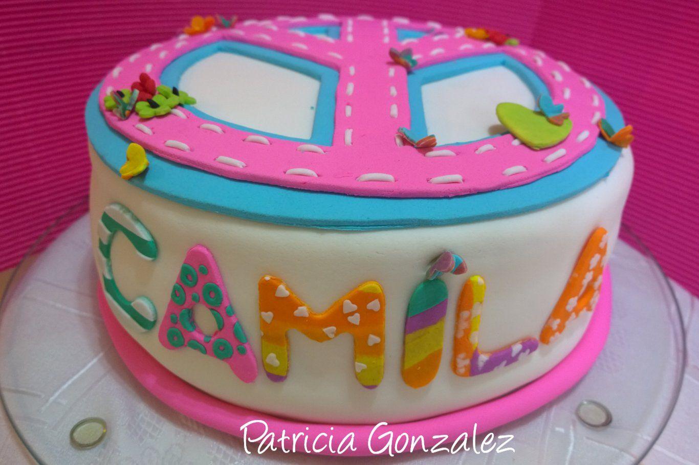 PATHALMA - Patricia y Pablo: Torta Símbolo de la Paz