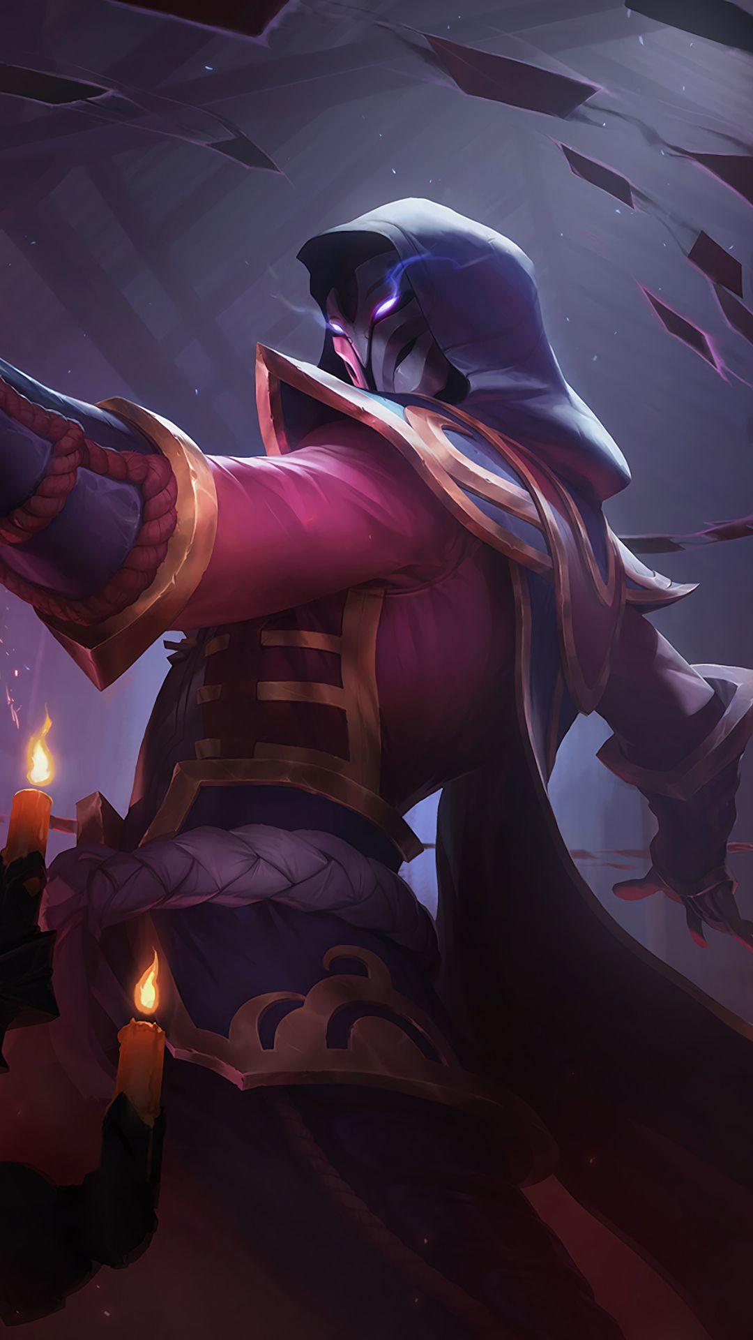 Lol Wallpaper 2 Blood Moon Twisted Fate League Of Legends