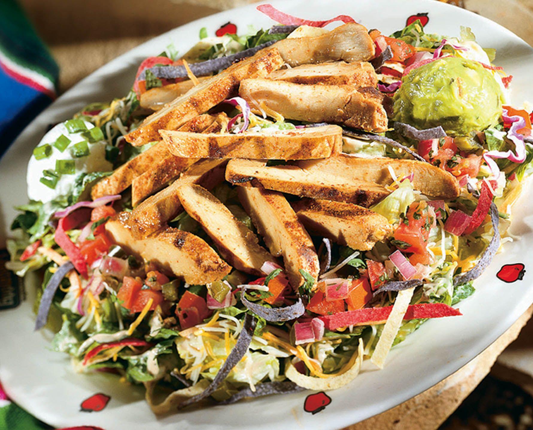Santa Fe Chicken Salad Santa Fe Chicken Salad Recipes Chicken