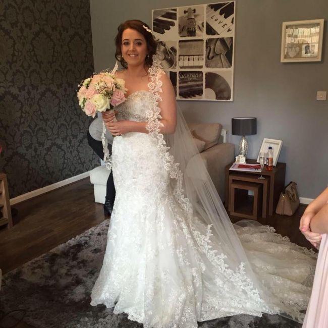 Allure Bridals, Allure, 9051, Size 10 Wedding Dress | Allure bridal ...