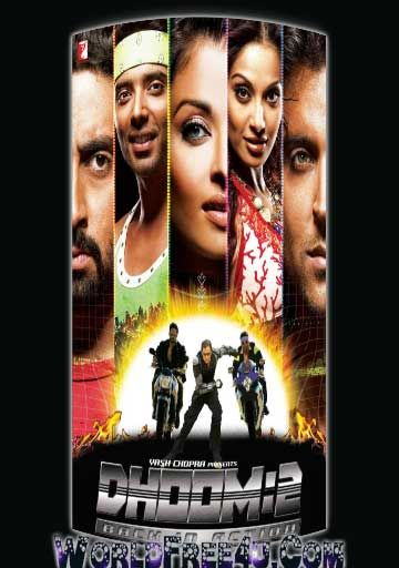 dhoom 2 movie hindi download