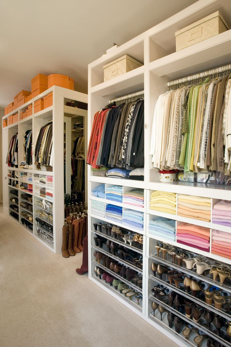 9 Foolproof Tips for Organizing Your Closet