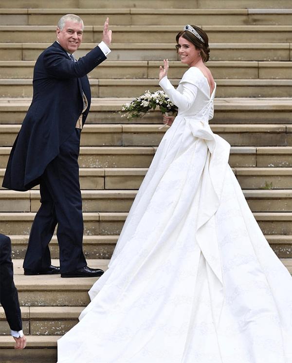 O Casamento Da Princesa Eugenie De York Com Jack