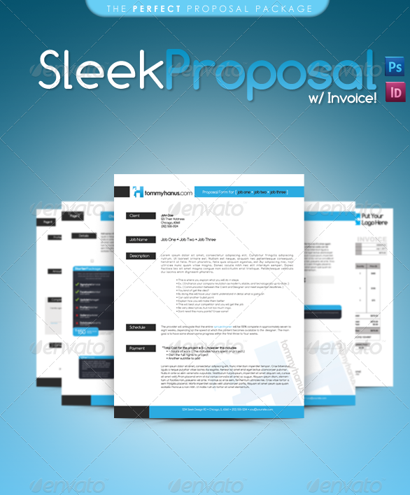 55 Best Business Proposal Templates In Indesign Psd Ms Word Proposal Templates Business Proposal Template Invoice Template Word - ms word proposal template