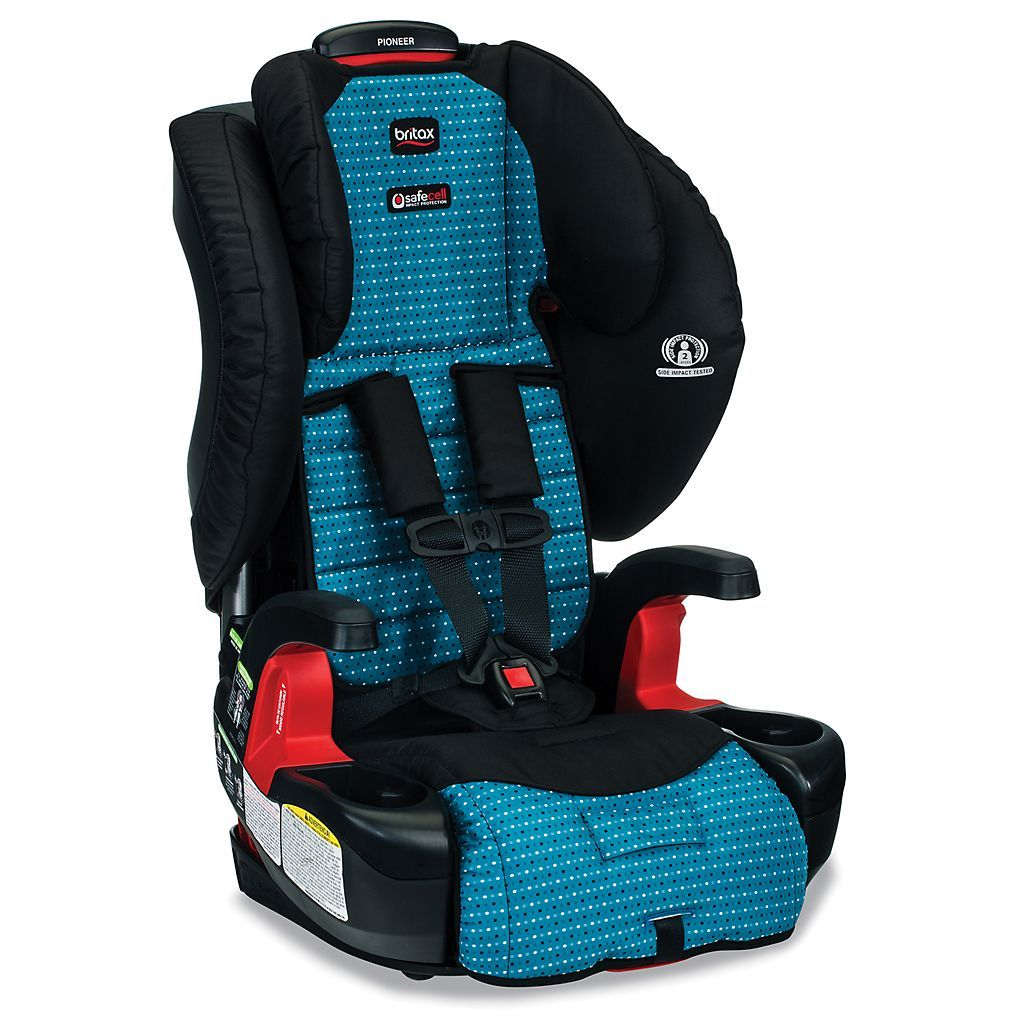 Britax Pioneer G1.1 Harness2Booster Car Seat (With