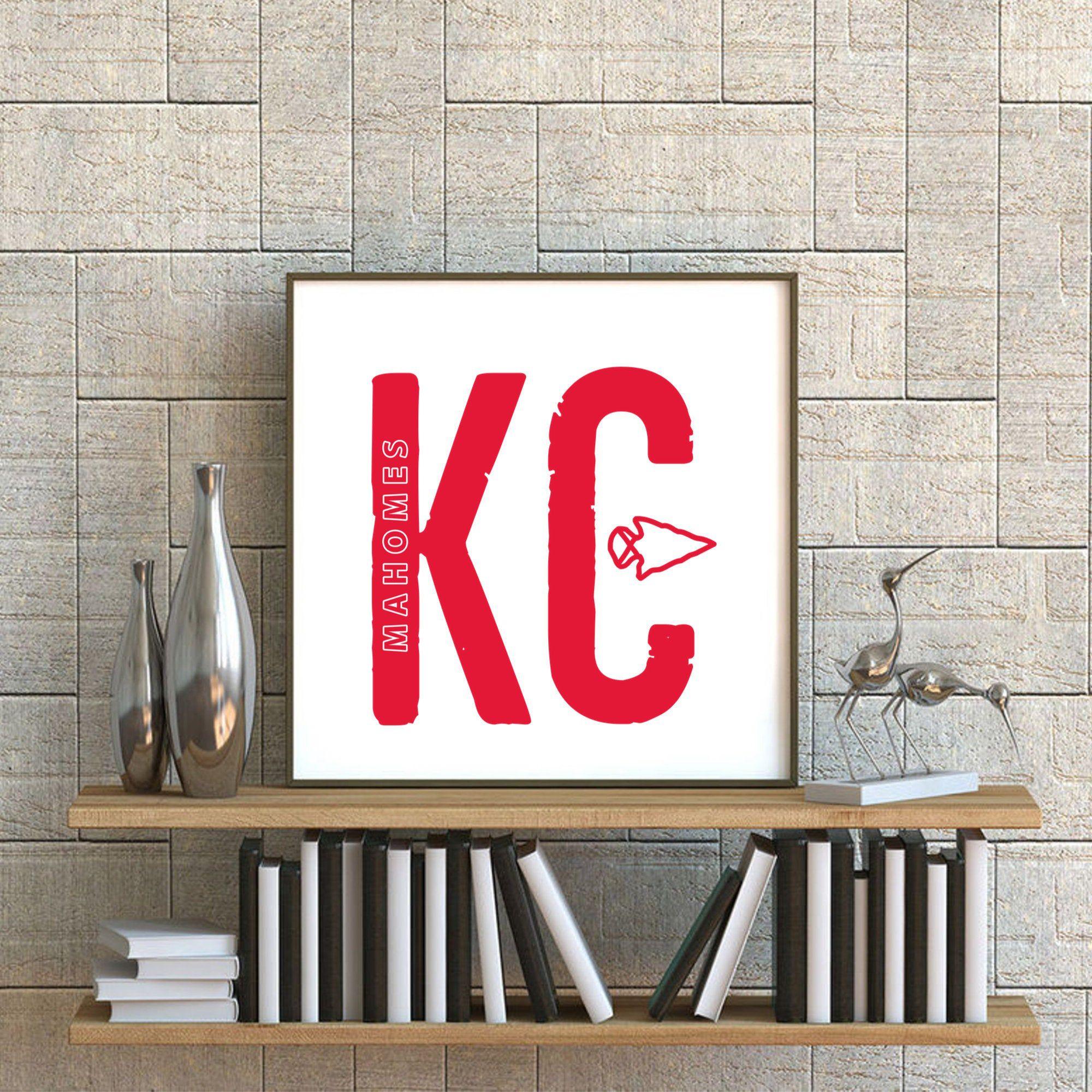 Patrick Mahomes Chiefs Football Kansas City | Gift for Him Gift for Her| Patrick Mahomes | Kansas City Chiefs