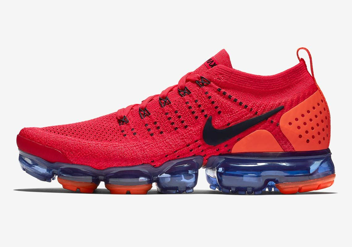 822264237156 Nike Vapormax 2 Spiderman AR5406-600 Release Info | clothes | Nike ...