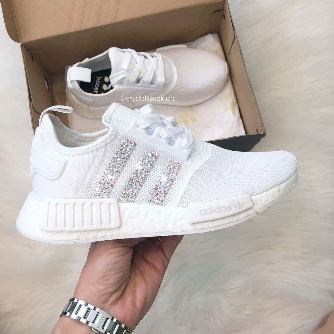 Custom Adidas NMD   Addidas shoes, Hype
