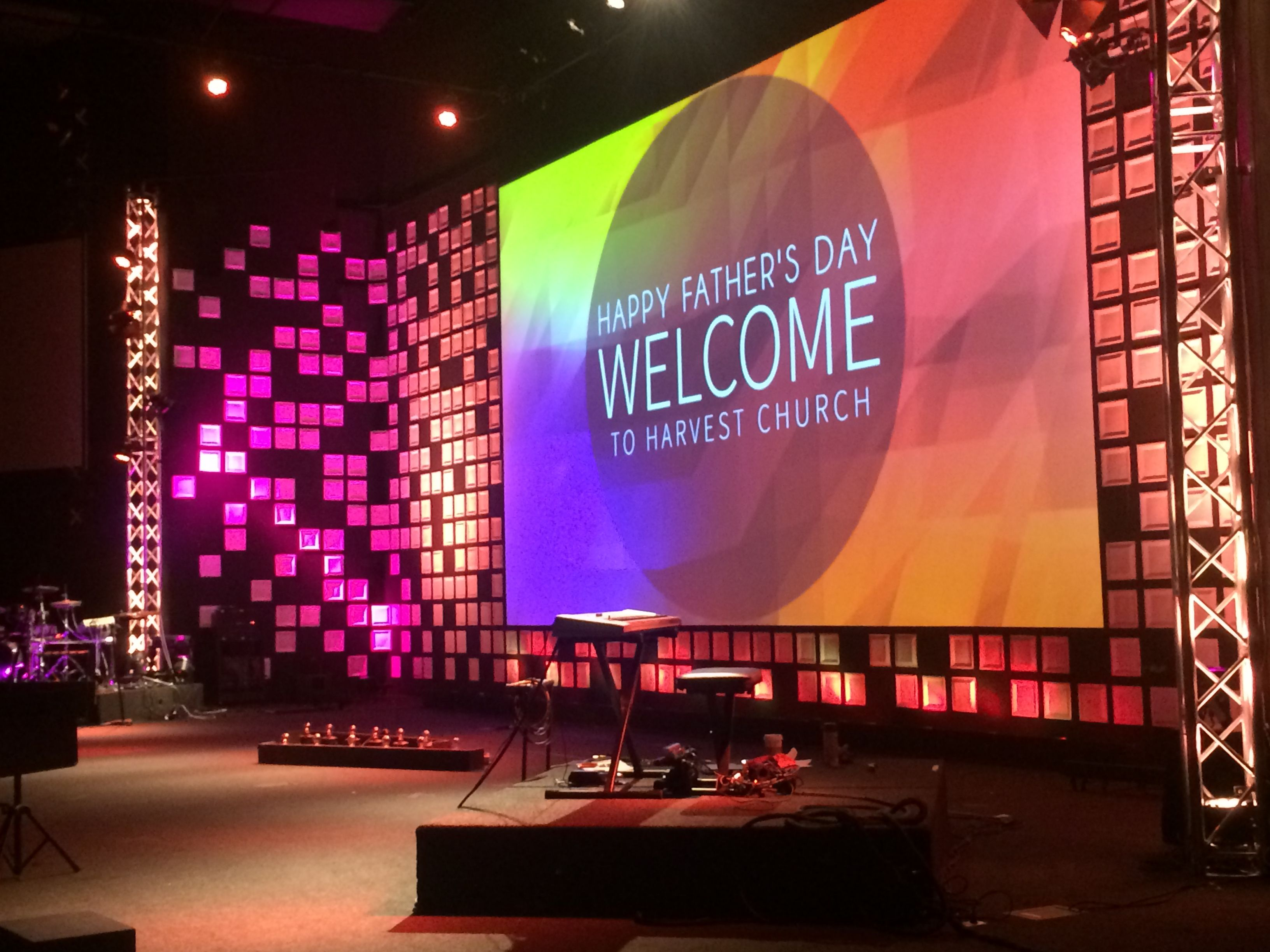 Platelets Church Stage Design Church Stage Stage Backdrop Design