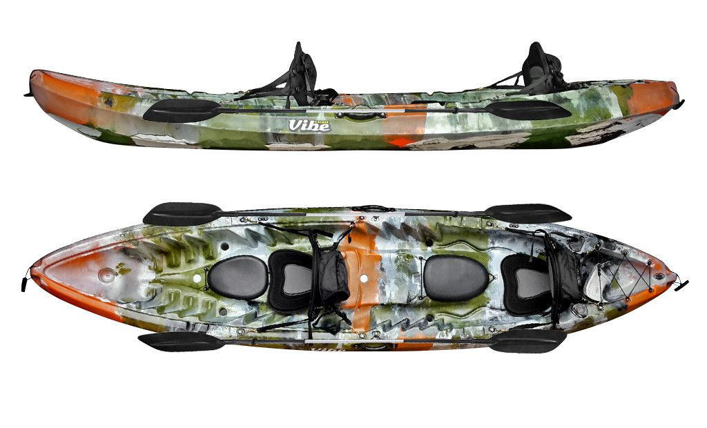 Skipjack 120t Tandem Kayak Package Kayaking Kayak Fishing