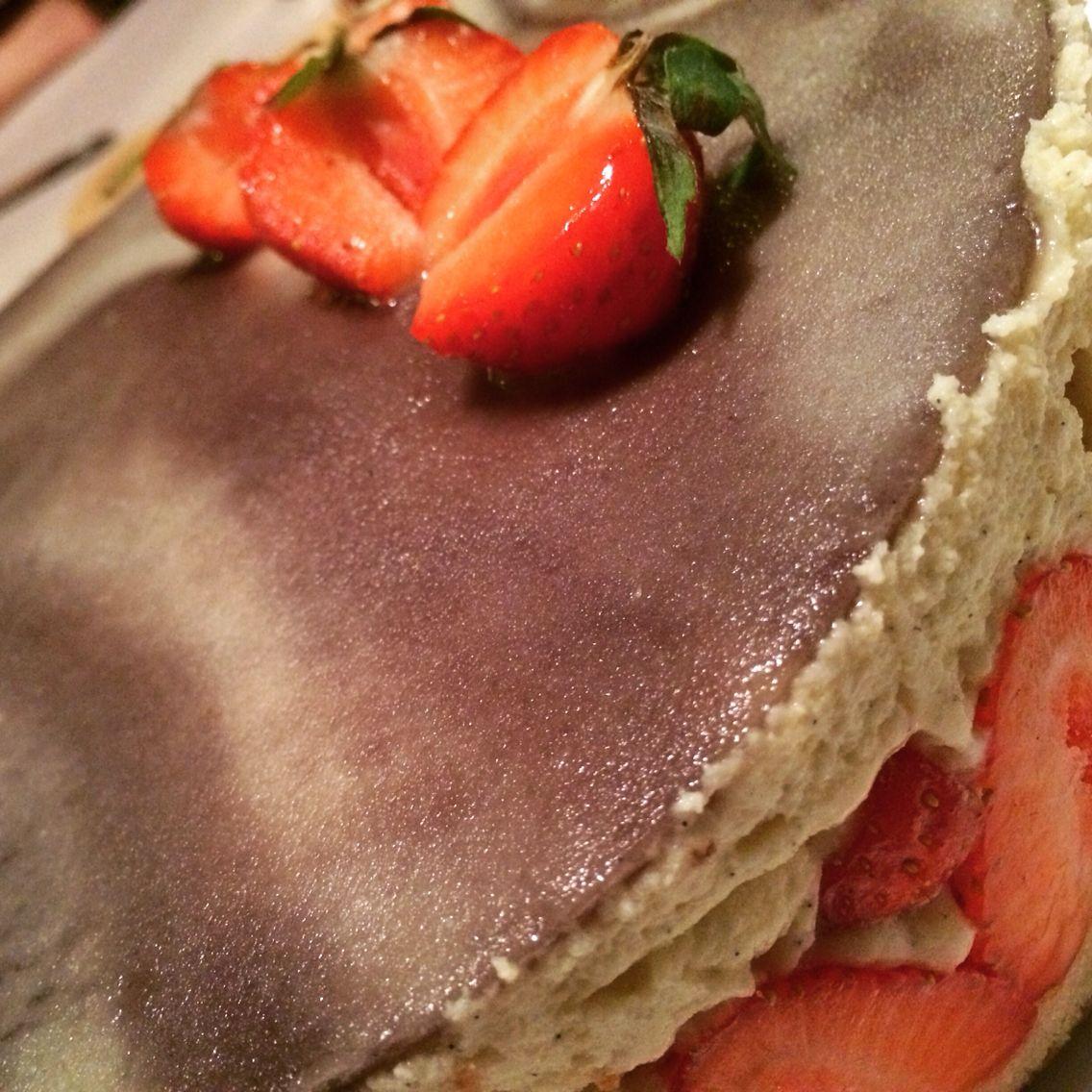 Fraisier ptitchefacademy cours de cuisine pour enfants - Cours de cuisine enfant ...