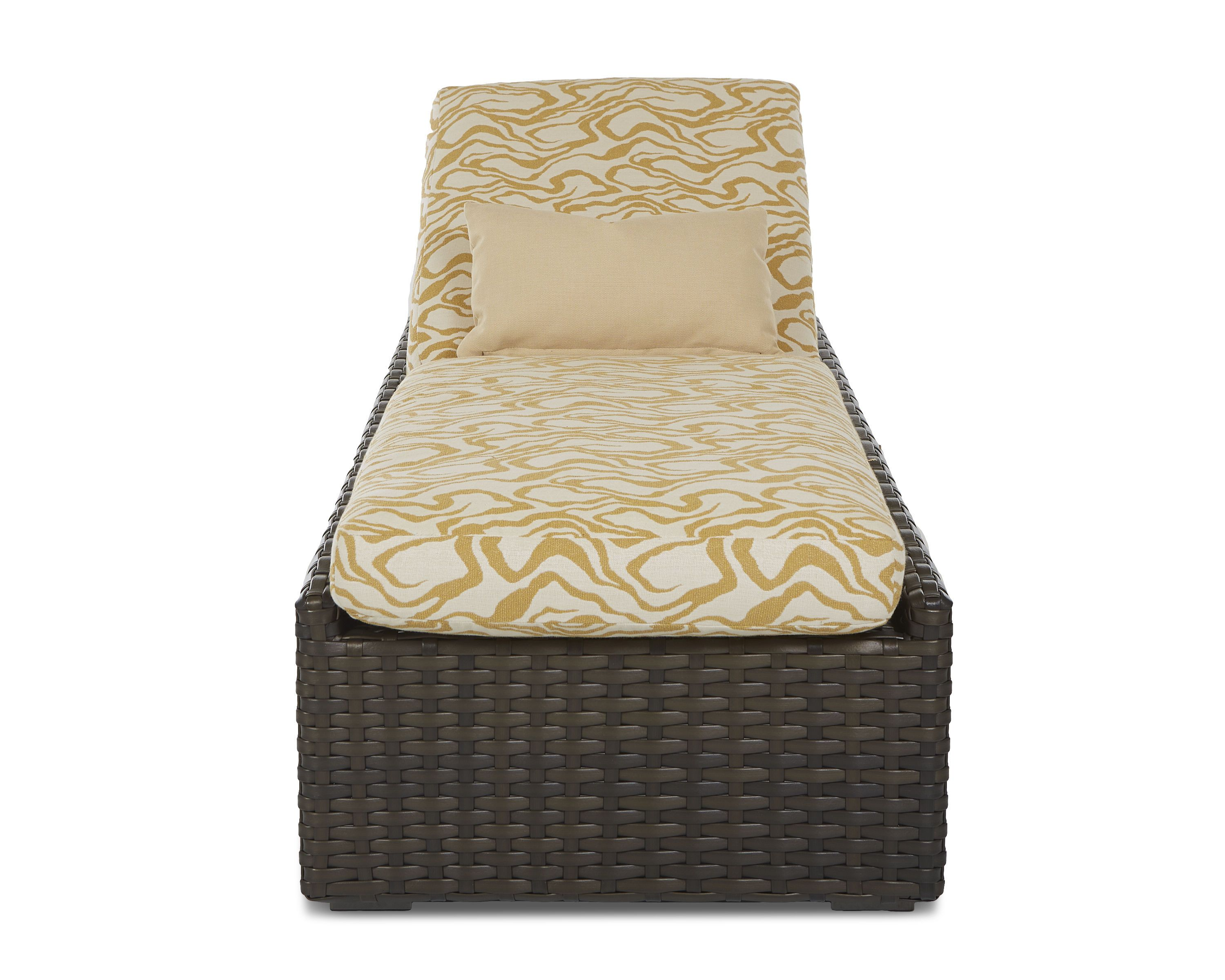 Klaussner Outdoor Outdoor/Patio Cassley Chaise W1100 CHASE - Klaussner Outdoor - Asheboro, NC