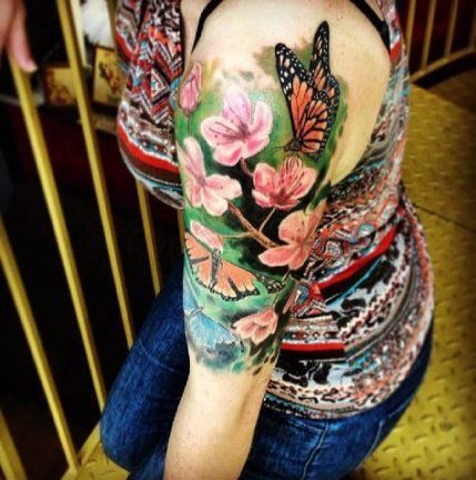 Photo of 65 idées de tatouage de papillons traditionnels – # Vérifiez plus sur 13tattoo.vasepin ….