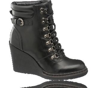 Nonbrand Damen-Sommerstiefel, wadenhoch mit Blockabsatz , Schwarz - schwarz - Größe: 41