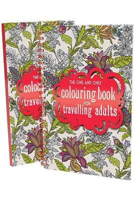 Buy The One And Only Coloring Book For Travelling Adults From Waterstones Today Click Collect Your Local Or Get FREE UK Delivery On