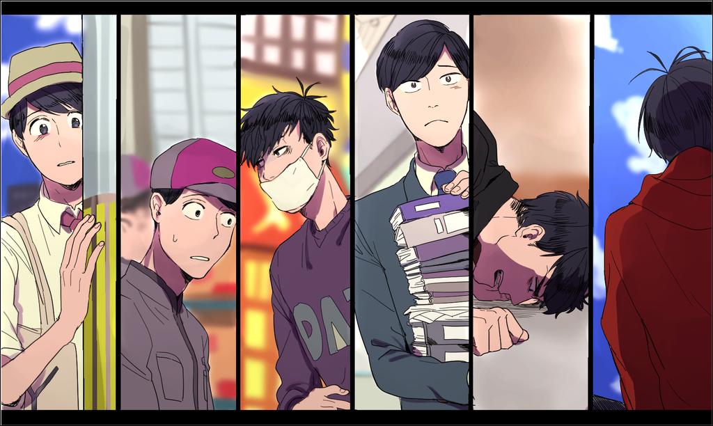 ボード「Anime guys」のピン