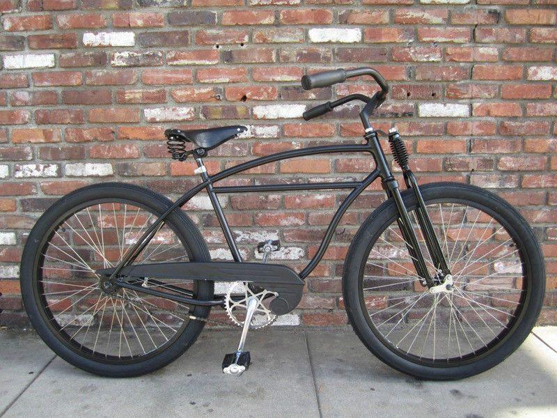 Monark Springer Fork Klunkers Cruisers Vintage Mtn Bikes