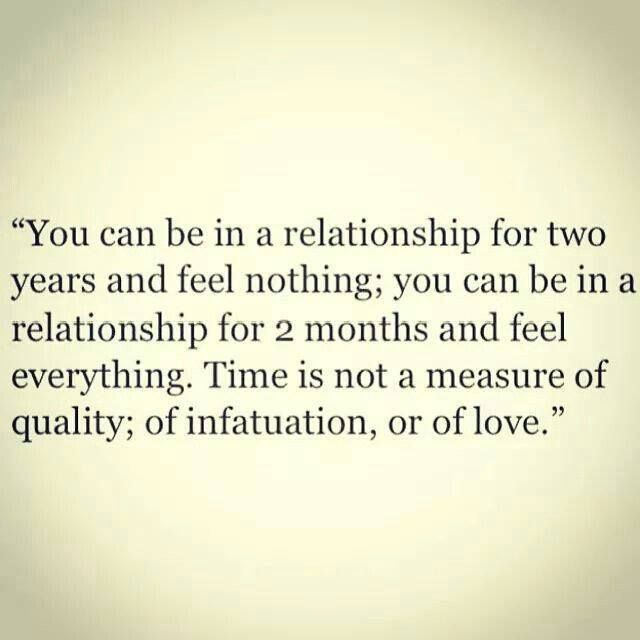 two months dating relationship