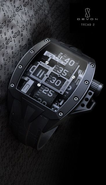 Before anyone else, get your Devon Tread 2 at Watchismo