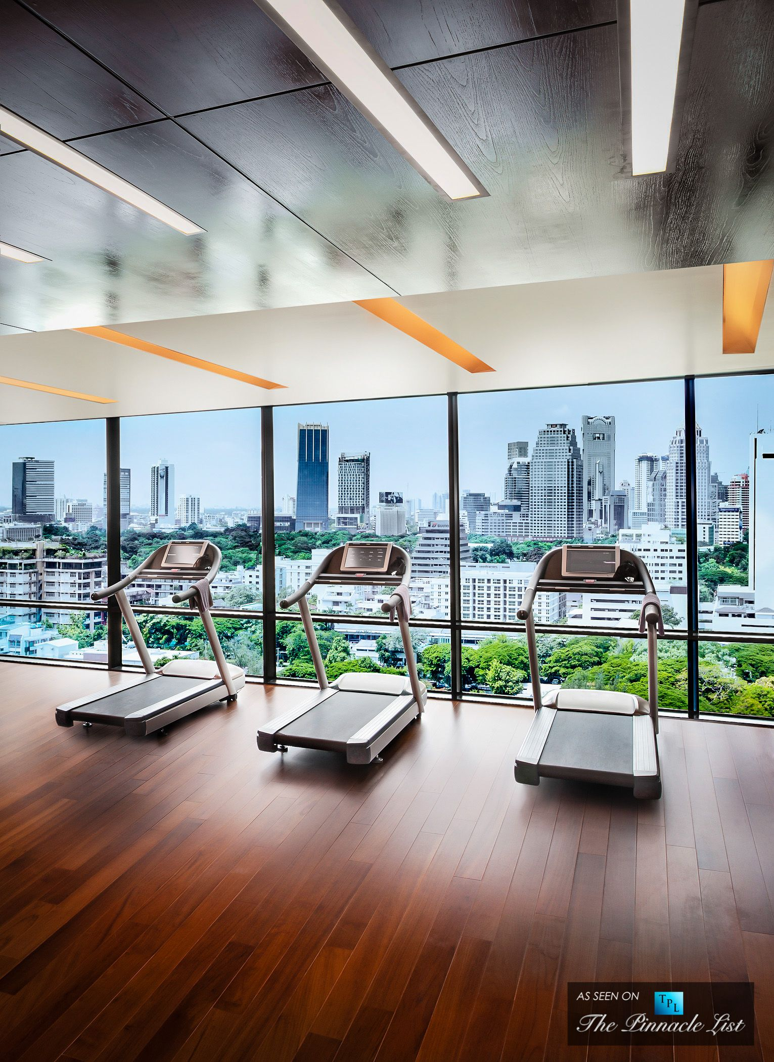 St Regis Luxury Hotel Bangkok Thailand Fitness Center