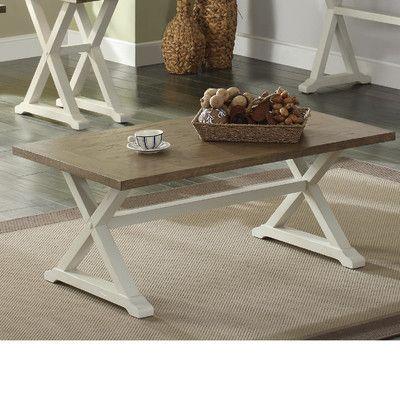 Riverside Furniture Framingham Coffee Table Reviews Wayfair - Wayfair large coffee table