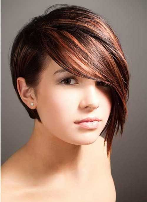 Surprising 1000 Images About Hair Im Thinking Of On Pinterest Short Hair Hairstyle Inspiration Daily Dogsangcom