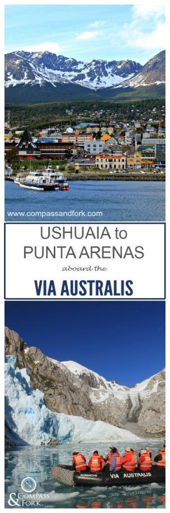 Cruising Ushuaia to Punta Arenas aboard the Via Australis www.compassandfork.com/?utm_content=bufferda2c4&utm_medium=social&utm_source=pinterest.com&utm_campaign=buffer