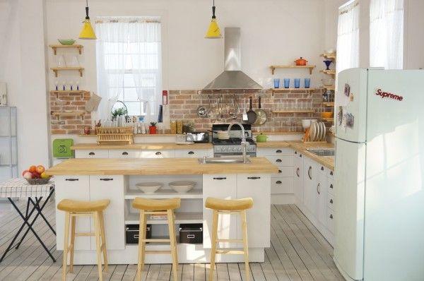 Korean Interior Design Inspiration Contemporary Kitchen Design House Design Kitchen Kitchen Interior
