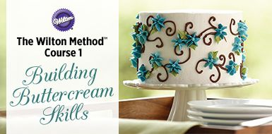 wilton cake decorating i - Wilton Cake Decorating Classes