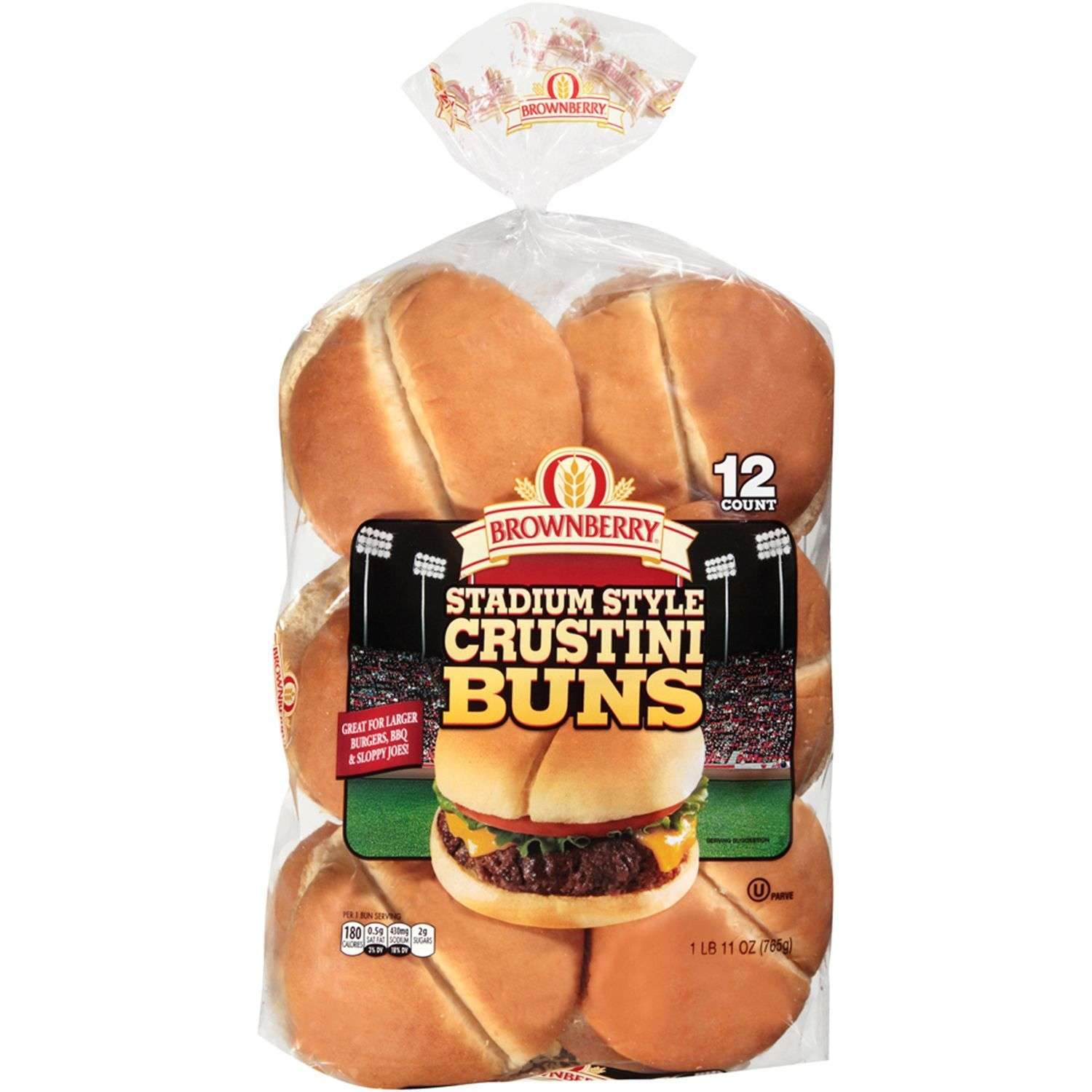 Hot Dog Buns Bread Packaging Crustini Hot Dog Buns