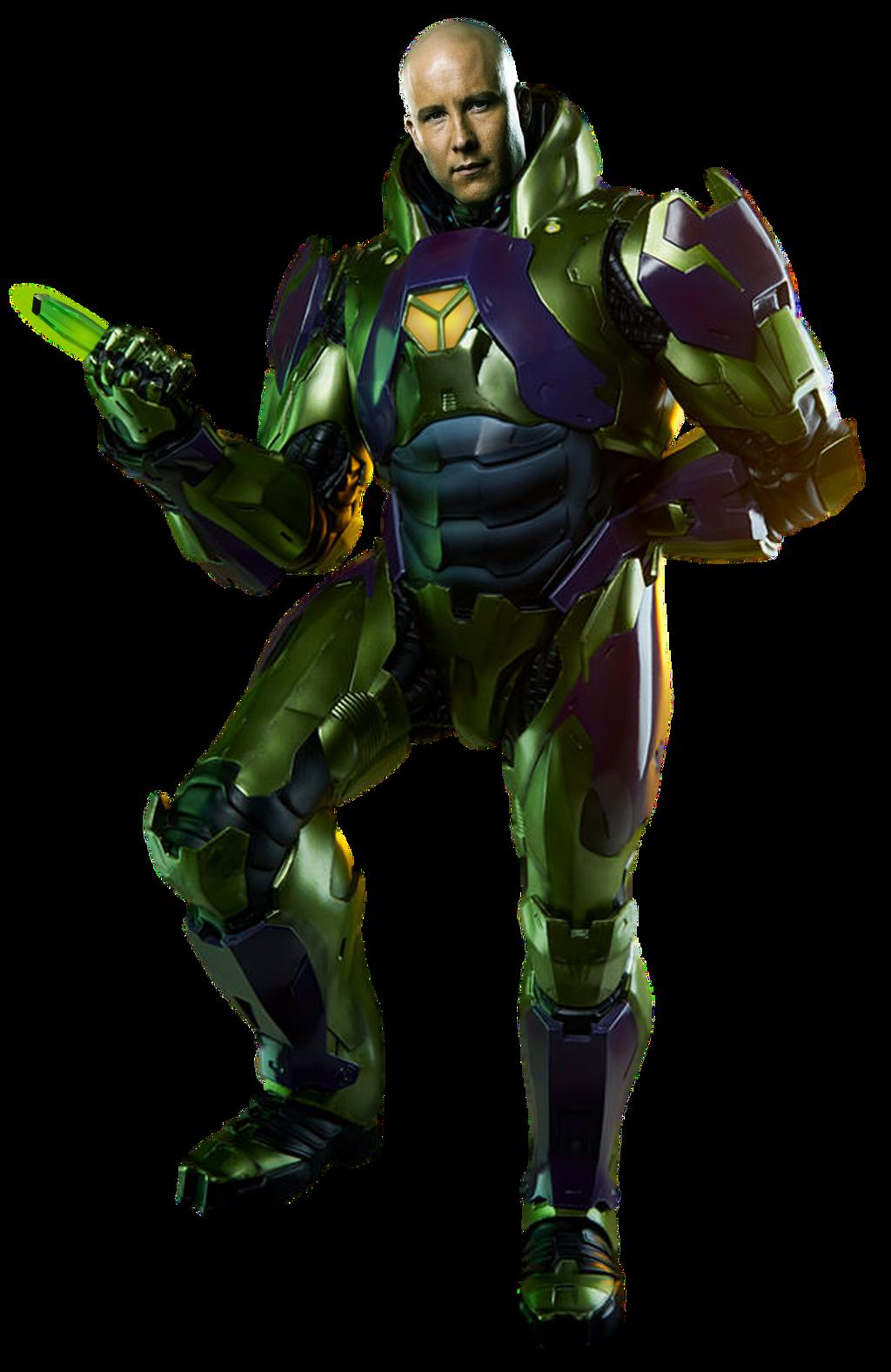 Lex Luthor Power Suit Transparent By Camo Flauge On Deviantart Lex Luthor Lex Luthor Superman Superhero Pictures