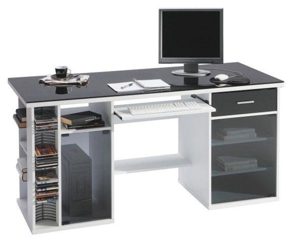 Der Computertisch Tom Von Xora Uberzeugt Durch Eleganz Und Funktionalitat Aus Einer Hochwertigen Flachpressp Computertisch Moderne Jugendzimmer Jugendzimmer