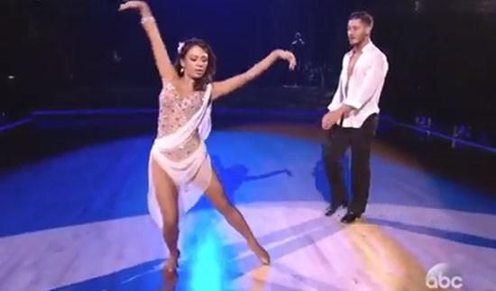 """Wk4 - Janel & Val danced Rumba to """"How Will I know"""" by Sam Smith Scored: 36pts"""