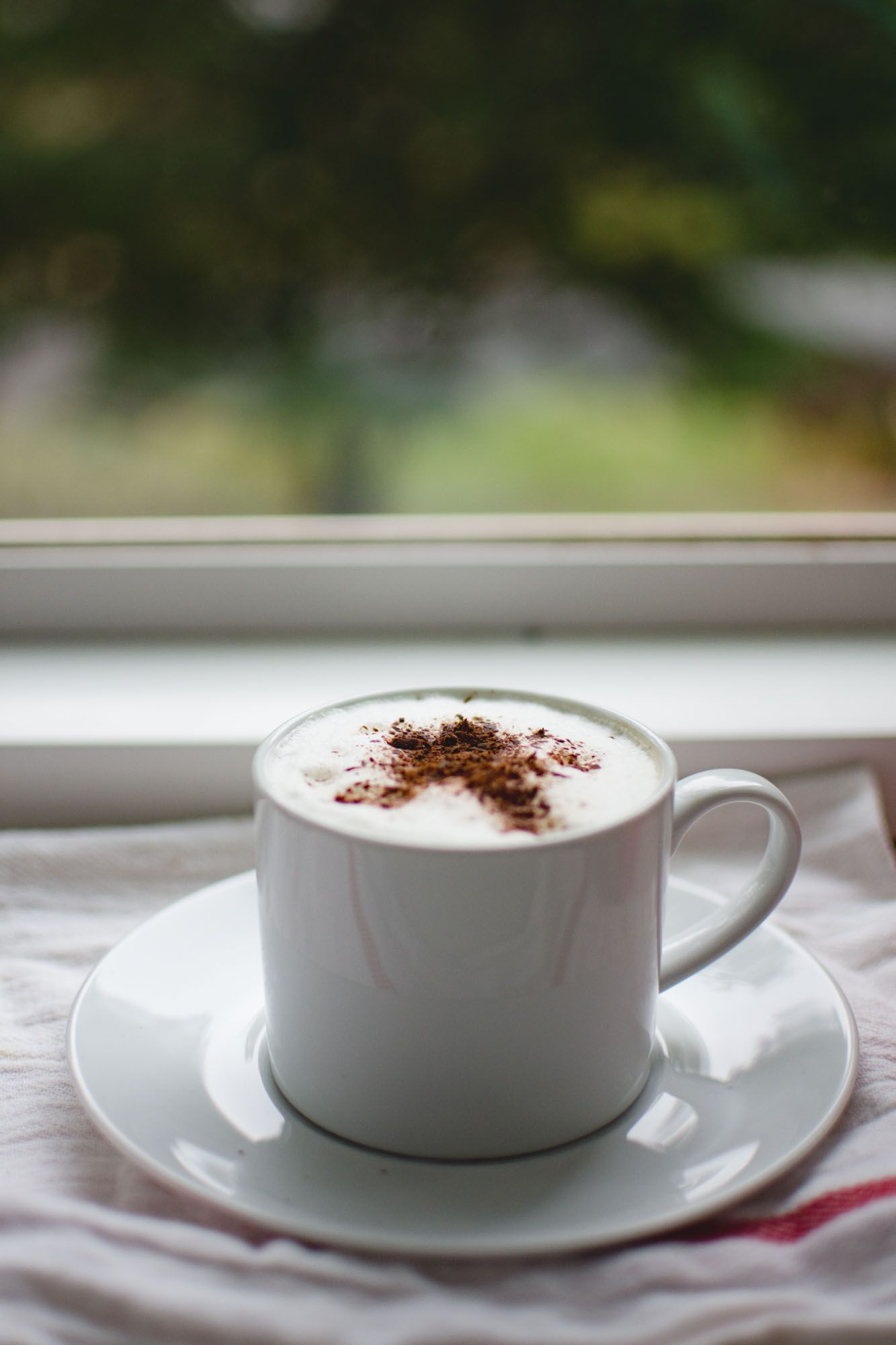 Cappuccino without Espresso Machine