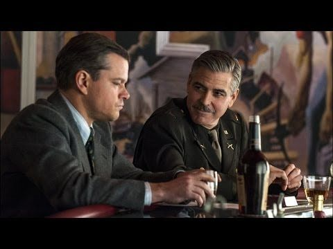 Based on the true story of the greatest treasure hunt in history, The Monuments Men is an action drama focusing on seven over-the-hill, out-of-shape museum directors, artists, architects, curators, and art historians who went to the front lines of WWII to rescue the world's artistic masterpieces from Nazi thieves and  culture, they would risk their lives to protect and