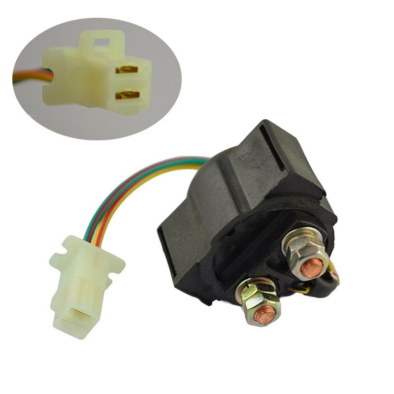 Motorcycle Electrical Starter Solenoid Relay Switches For YAMAHA