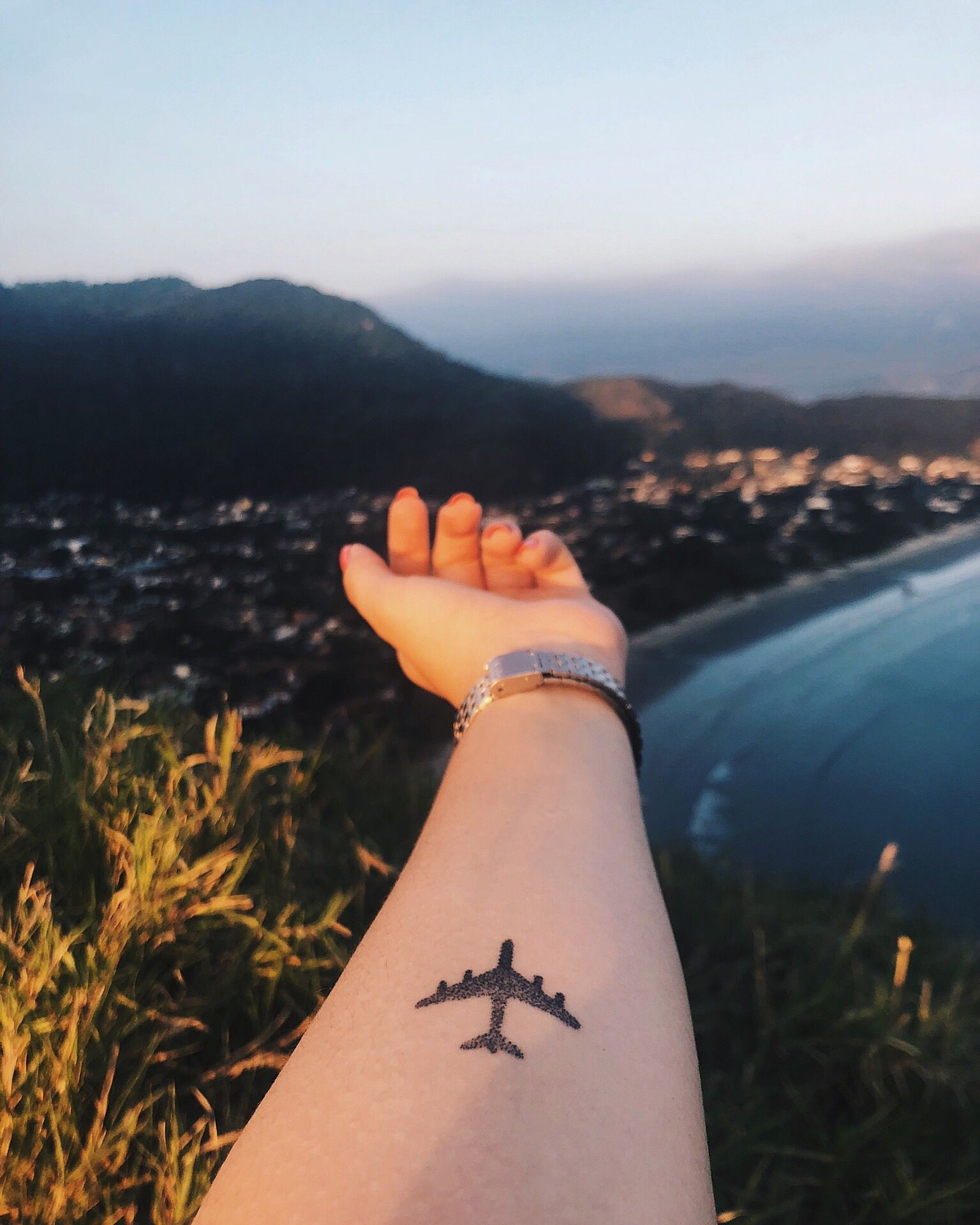 Travel tattoo #style #shopping #styles #outfit #pretty #girl #girls #beauty #beautiful #me #cute #stylish #photooftheday #swag #dress #shoes #diy #design #fashion #Travel