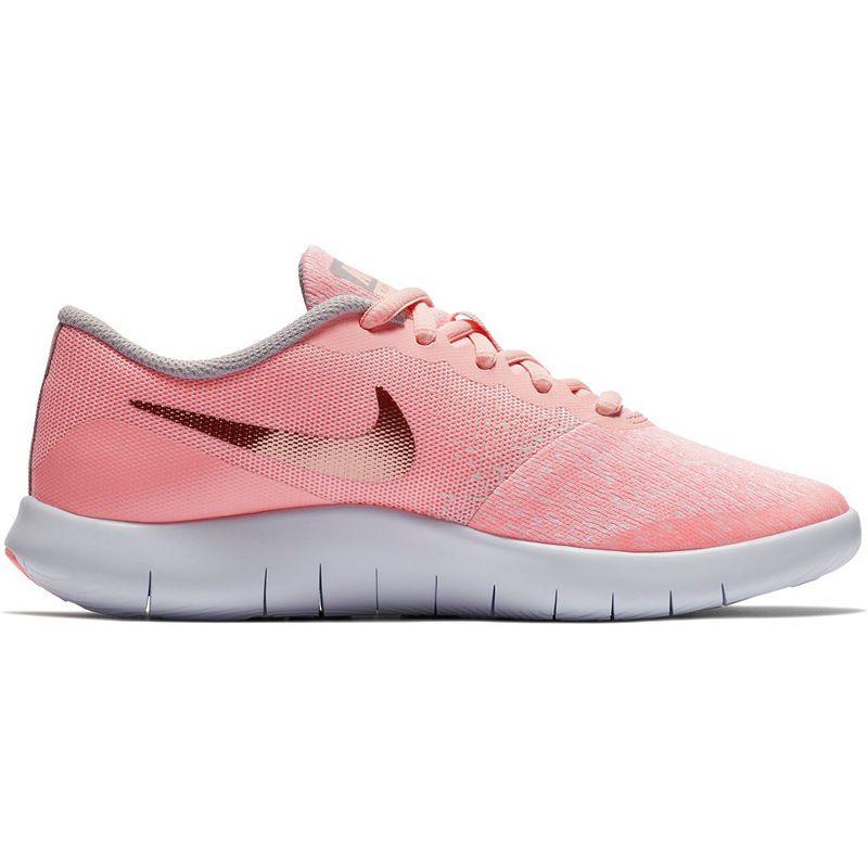 Nike Flex Contact Girls Running Shoes
