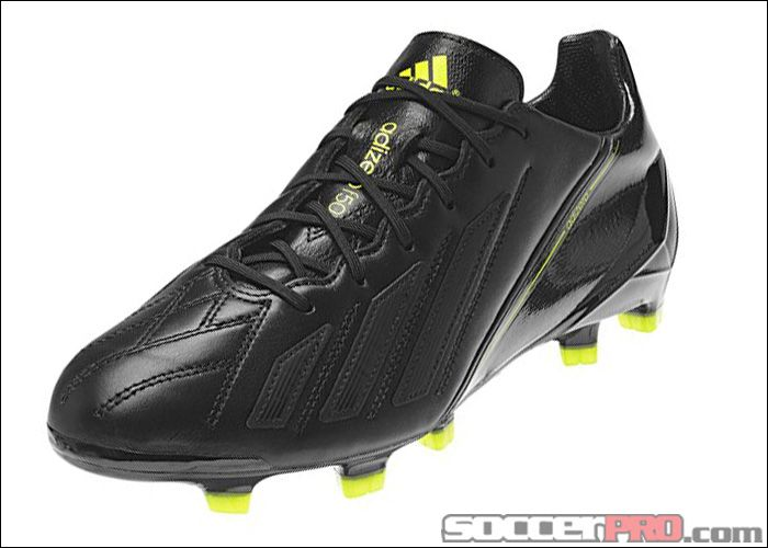 timeless design b876c 1fc1c adidas adiZero F50 TRX FG Soccer Cleats - Leather - Black... 188.99