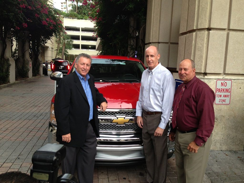 Chevrolet is a proud sponsor of the Miami Dolphins. The ...