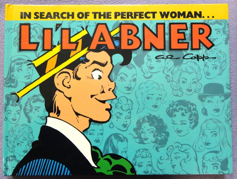 Al Capp L\'IL ABNER #16 In Search of the Perfect WOMAN Hardcover ...