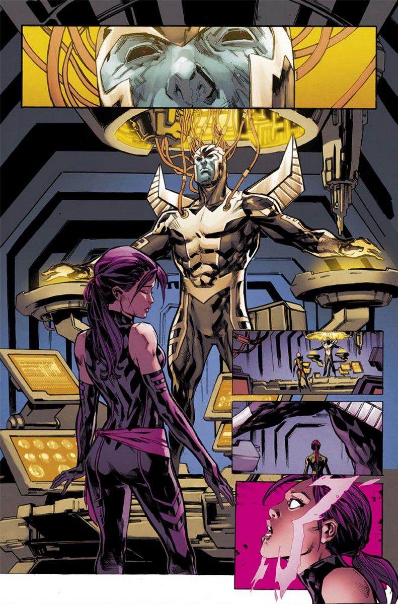 Like A Butterfly Psylocke Archangel Re Connect In Uncanny X Men 6 First Look Psylocke Marvel Comic Character X Men
