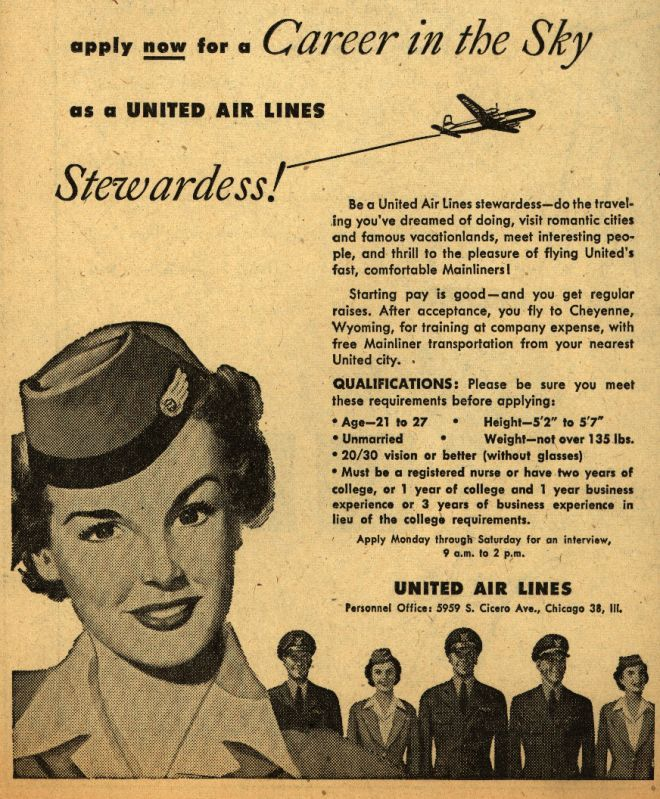 united air lines stewardess job apply now for a career in the sky as a - Apply For Stewardess Job