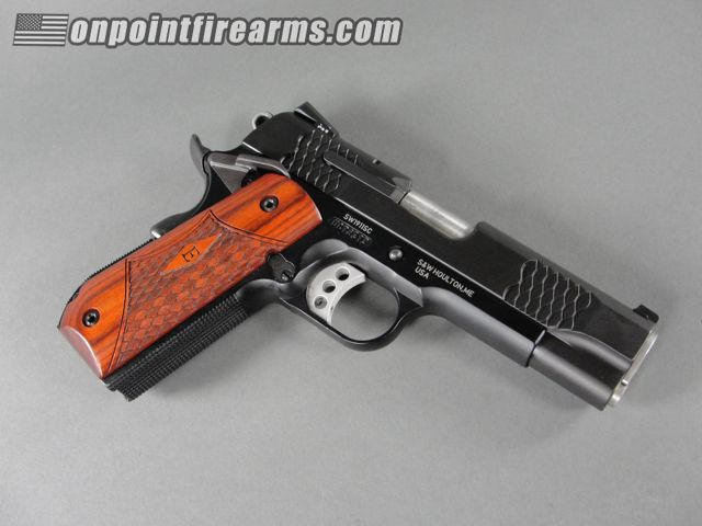 Smith & Wesson E-Series 1911SC in 45acp.