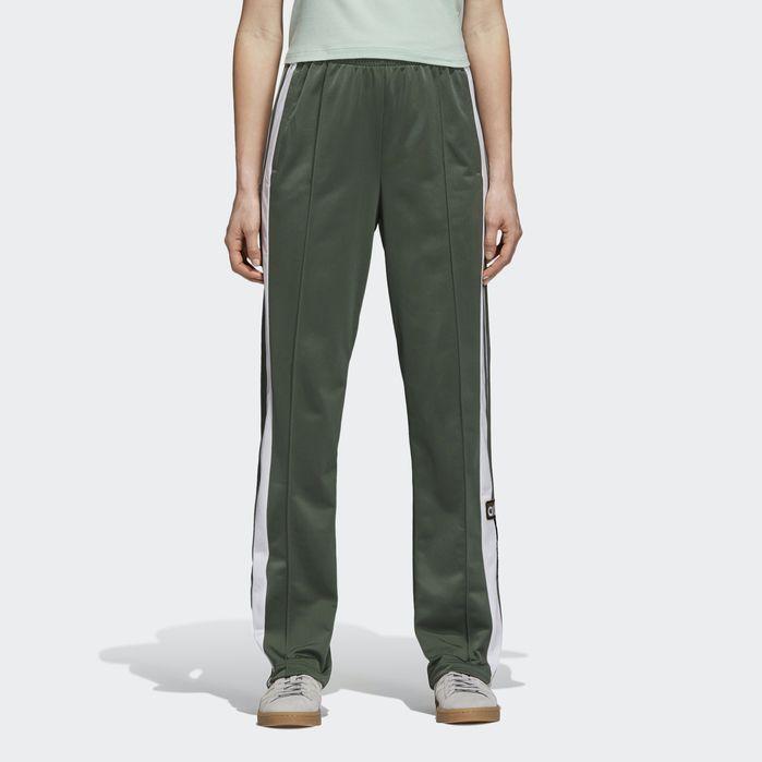 adidas Adibreak Track Pants Green | adidas US