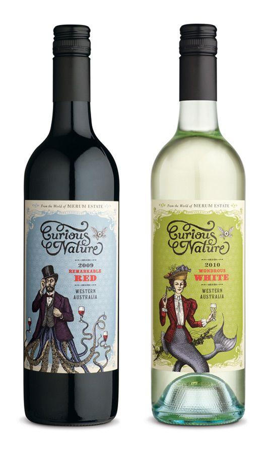 Steampunk Wine