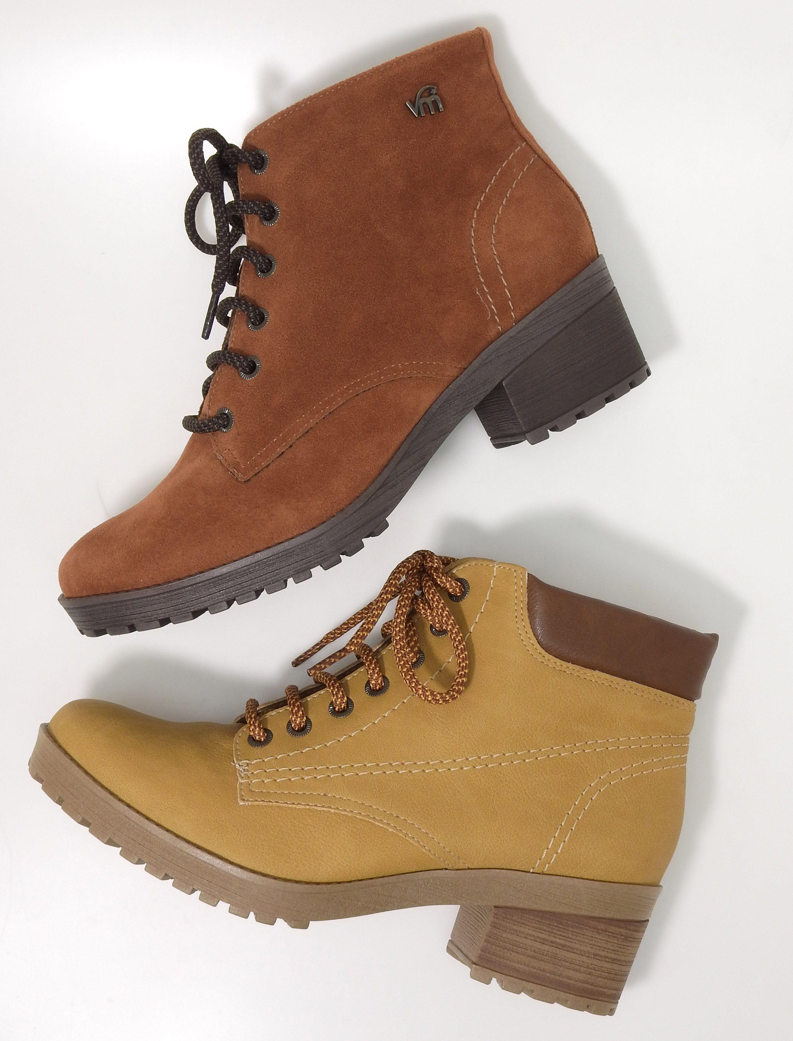 0d6599f156 boots - botas - coturnos - botas de cano curto - cores - Ref. 16-4905