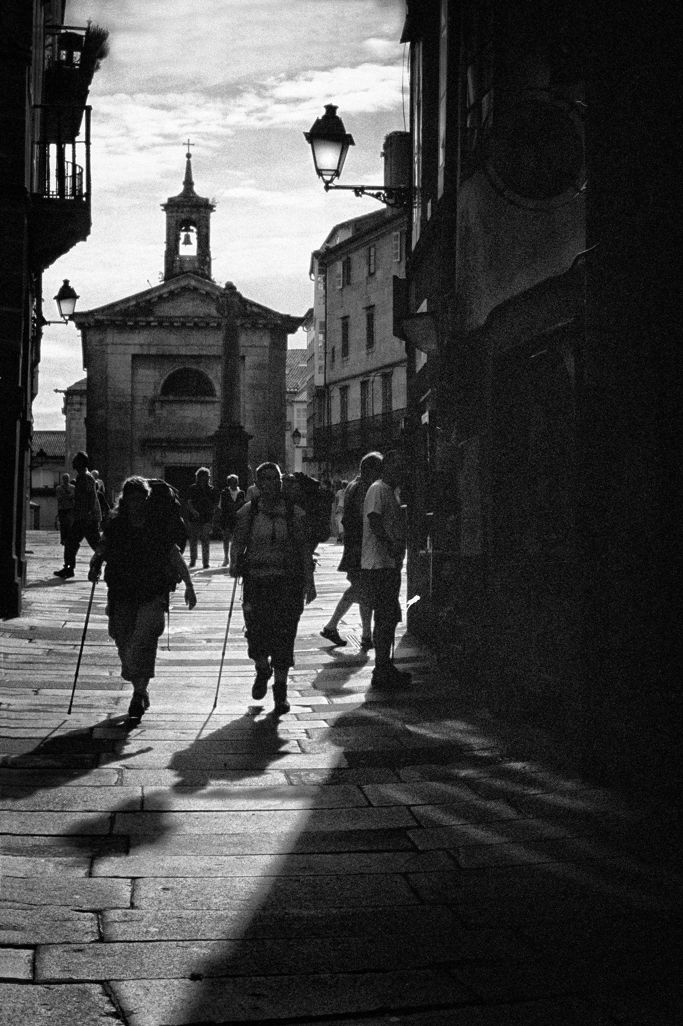 Santiago de Compostela, Galicia, España